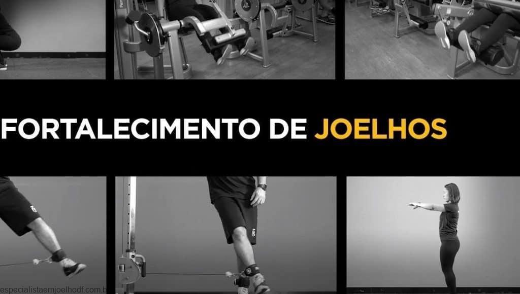 fortalecimento de joelhos